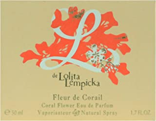Lolita Lempicka Coral Flower Eau de Parfum 50ml