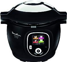 Moulinex Cookeo + Connect multikoker, 6 liter, zwart