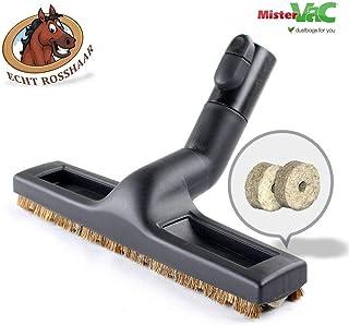 Bocchetta per pavimenti, spazzola per parquet, adatta per Kärcher NT 48/1 TE, professionale.