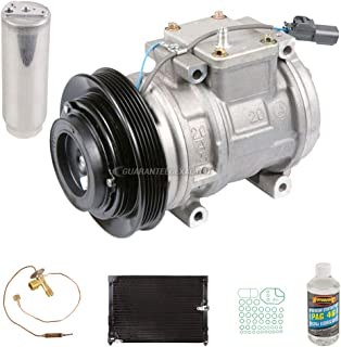 For Acura Legend 1993 1994 1995 OEM AC Compressor w/Condenser Drier - BuyAutoParts 61-85588R7 New