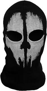 Dealglad® 13estilos Call of Duty Ghost Skull Logan Pasamontañas Motocicleta Bicicleta Esquí Airsoft Paintball juego Cosplay Máscara de CS capucha Sombrero
