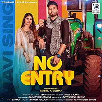 No Entry (feat. Preet Kaur)
