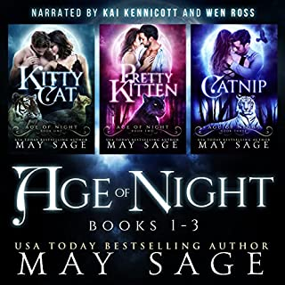 Age of Night: Books One to Three cover art