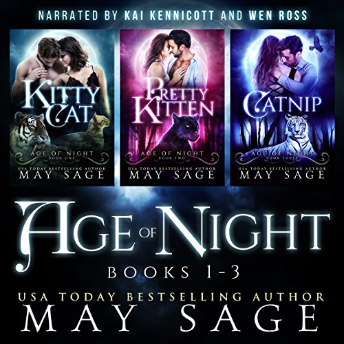 Age of Night: Books One to Three audiobook cover art