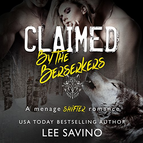Claimed by the Berserkers cover art