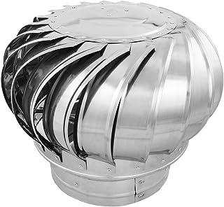 PrimeMatik - Sombrero Extractor de Humos galvanizado