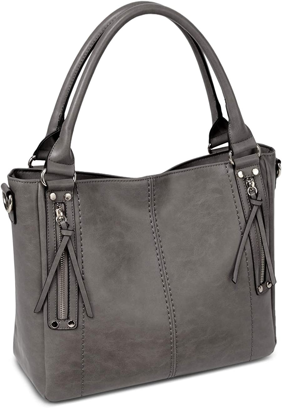 Hobo Bags Dallas 2021new shipping free shipping Mall for Women VASCHY Fashion Leather Lad Handbag Faux