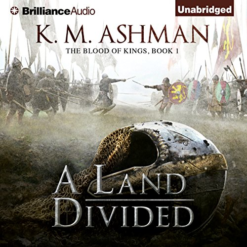 A Land Divided audiobook cover art