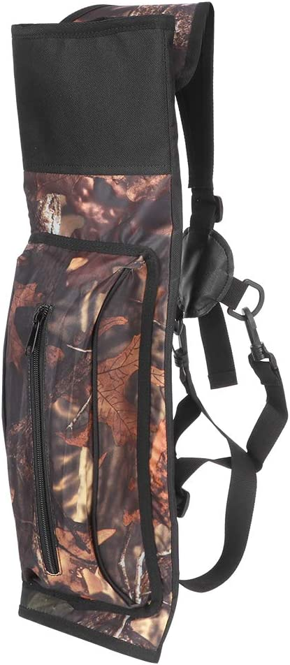 FECAMOS Nippon regular agency Holder Bag Large‑Capacity Pot Archery Year-end annual account Outdoor for