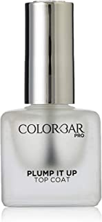 Colorbar Plump It Up Top Coat, Clear, 12 ml