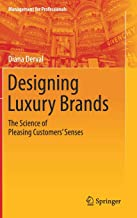 Designing Luxury Brands: The Science of Pleasing Customers' Senses (Management for Professionals)
