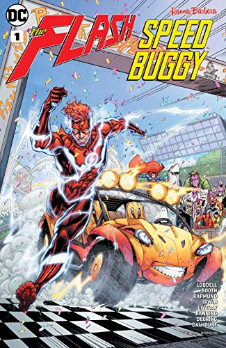 Flash/Speed Buggy Special (2018-) #1 (DC Meets Hanna-Barbera) (English Edition)