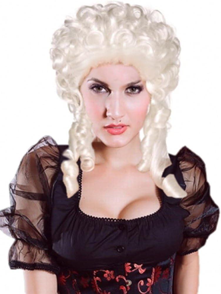 Baroque Wig Max 50% OFF Max 43% OFF Accessory Costume