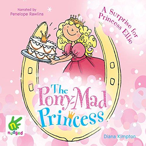 A Surprise for Princess Ellie cover art