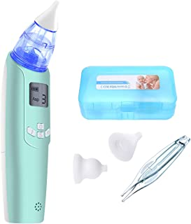 battery operated nasal aspirator