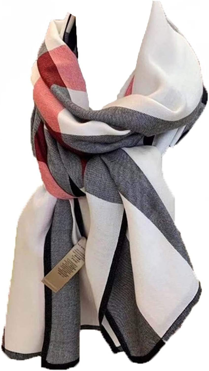 Women and men fashion Luxury cashmere scarf for girls' Party Suitable warm scarves for all seasons (X25)