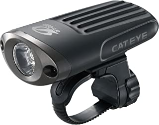 Cateye Nano Shot Rc Front Bike Light Black