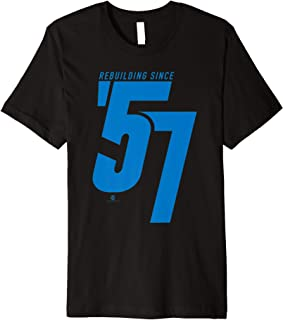 Rebuilding Since 57 (2019 Edition) Premium T-Shirt
