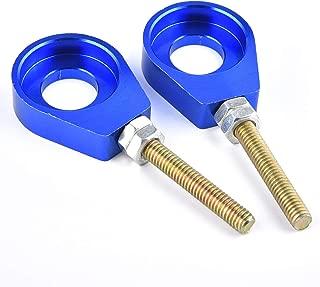 15mm Chain Adjuster Tensioner Fit Honda XR CRF 50 70 Bike Scooter CNC 110cc 125cc Pit Dirt Bike Lifan YX SSR Blue