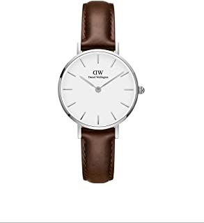 Daniel Wellington Women's Watch Classic Petite Bristol  White 28mm