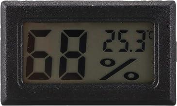 CUHAWUDBA Fy-11 Digital LCD Termómetro DIY Medio Ambiente Higrómetro Medidor De Humedad Y Temperatura Integrado En La Habitación