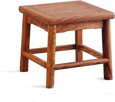 Zeller 13130 Reposapiés, Madera, Marrón, 39x19x21 cm: Amazon.es: Hogar