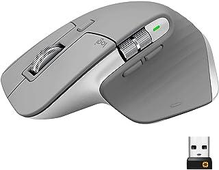 لوجيتك فأرة سلكي ولاسلكي متوافقة مع بي سي ولابتوب - 910-005695