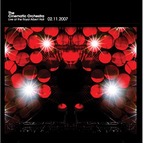 LIVE at The Royal Albert Hall de The Cinematic Orchestra en ...