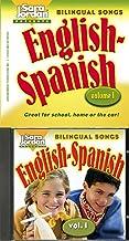 Bilingual Songs: English - Spanish vol. 1, CD with book (Bilingual Songs Songs-spanish) (Spanish Edition)