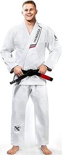 Hayabusa Pearl Weave Ultra-Light Jiu Jitsu Gi, IBJJF Compliant Brazilian Jiu Jitsu Gi