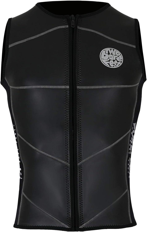 Sea Shorts Two Piece Set By TBF MD Glideskin Sleeveless Mens Wetsuit Jacket