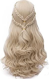 blonde vampire wig