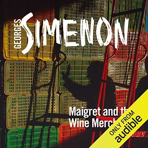Maigret and the Wine Merchant cover art