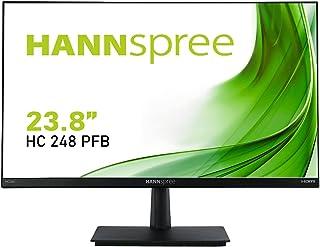 HANNSPREE 60,5cm/23,8'' (1920x1080) HL248PFB 16:9 VGA HDMI DisplayPort Frameless VESA Speaker Full HD Black