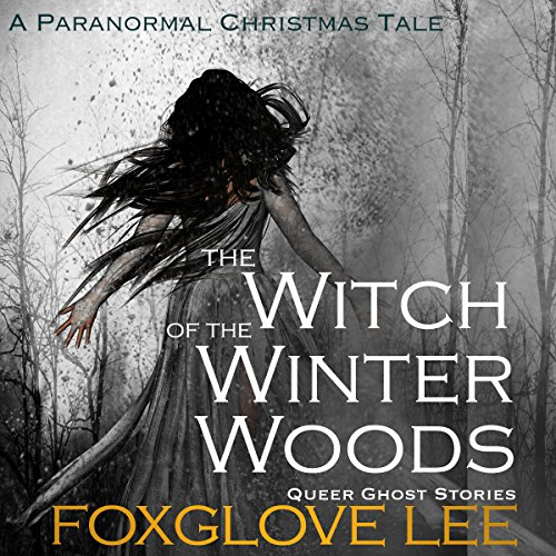 Couverture de The Witch of the Winter Woods: A Paranormal Christmas Tale