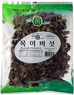 ROM AMERICA [ 3 oz ] Dried Wood Ears Mushroom / Black Fungus 목이버섯