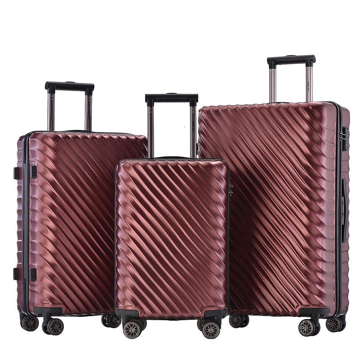 分布広告主聴衆旅行用 スーツケース キャリーケース TSAロック搭載 360°自由回転 超静音 人気色 大容量 超軽量 旅行 出張 内持ち込み