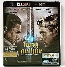 King Arthur Legend Of The Sword (4K UHD + Blu-Ray) (Hong Kong Version / Chinese subtitled) 神劍亞瑟王
