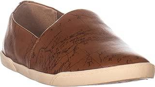 Patricia Nash Lola Flat Slip On Sneakers, Map Print