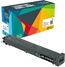 Do it Wiser Compatible Toner Cartridge Replacement for Sharp MX-27NTBA MX-2300n, MX-2300, MX-2700n, MX-2700, MX-3500, MX-3...