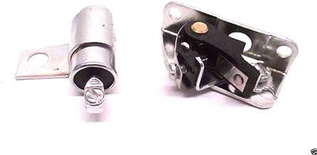 Kohler Genuine 47-147-01-S & 47-150-03-S Points & Condenser For Some K Series