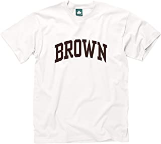 Ivysport Cotton Short Sleeve White T-Shirt with Classic Logo
