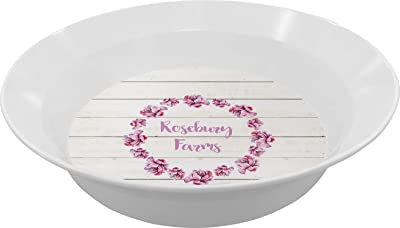 Farm House Dinner Set - 4 Pc (Personalized)