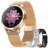 Smartwatch Mujer, Reloj Inteligente IP68 con...