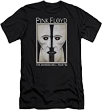 Pink Floyd - The Division Bell Tour '94 - Premium Canvas Adult Slim Fit T-Shirt