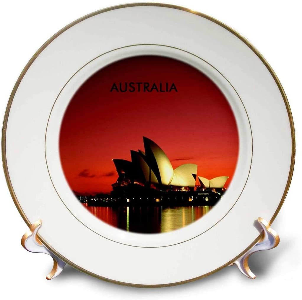3dRose cp_60672_1 Night Time Picture OFFicial site Sydney of gift Opera Austr House