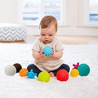 Best infantino go gaga textured ball 10 piece set Reviews