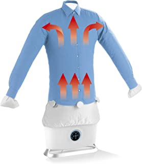comprar comparacion CLEANmaxx Planchadora automática de Camisas con función de Vapor | Máquina de Planchar Camisas y Blusas Totalmente automát...