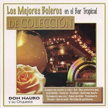De Colección Los Mejores Boleros en el bar Tropical