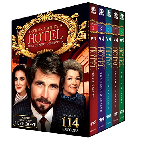 Hotel: Complete Collection [DVD] [Import]